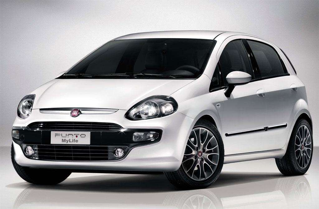 Kiralik Fiat Punto Otomatik Hecbek 2016 Model